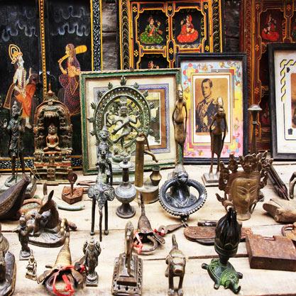 Handicrafts & Metal Work