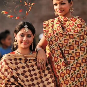 Phulkari Cotton Dupatta
